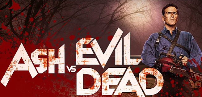 Ash Vs Evil Dead Bound inFlesh