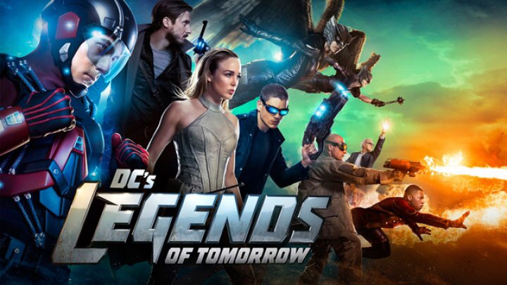 Legends of Tomorrow Star City 2046