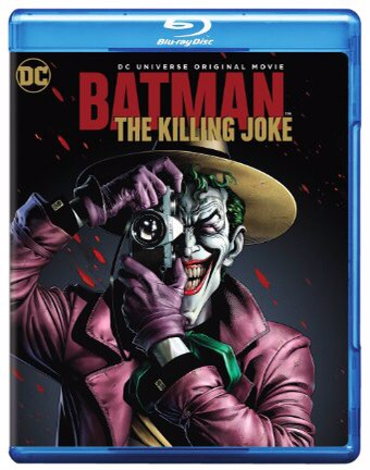 DC Animated A Killing JokeReview