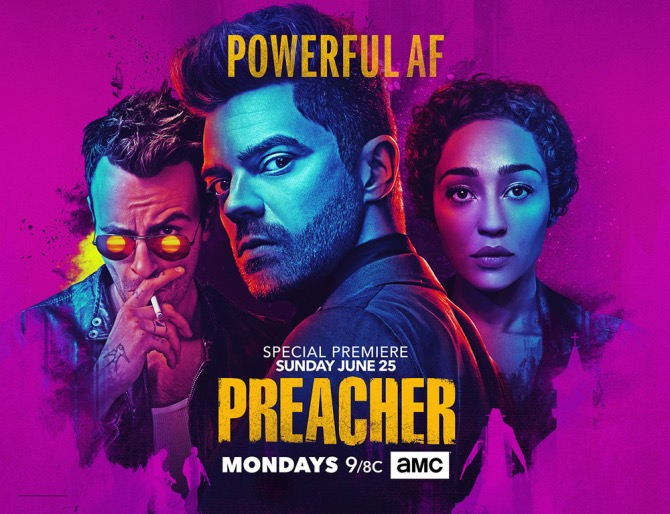"Preacher ""Viktor"" Review"