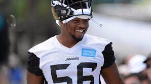 Jaguars DE Donte Fowler arrested Tuesday night on charges of simple battery and mischief