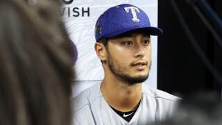 Is Yu Darvish on the trade block?