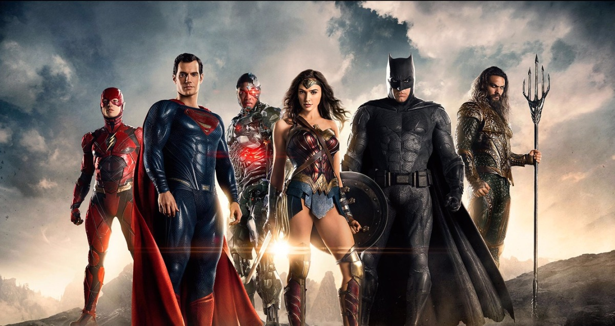 Comic-Con Justice League trailer is out and Awesome!