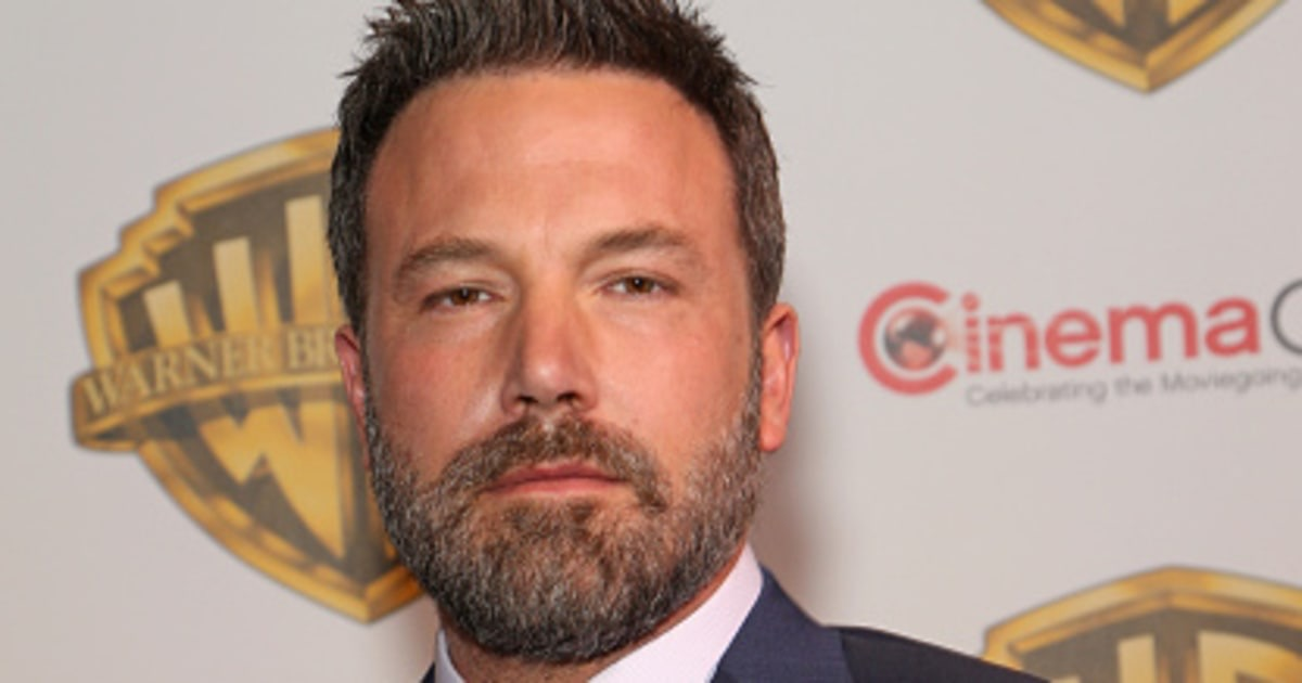 Ben Affleck is Batman!!