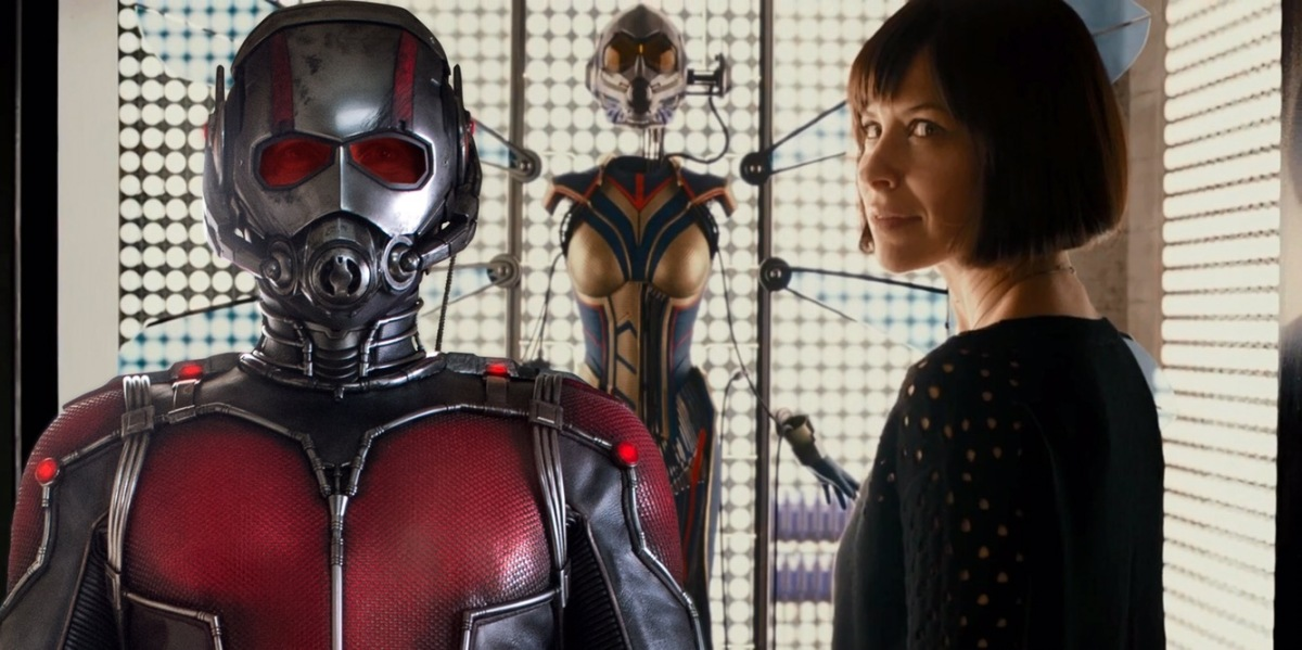 Production on Ant-Man sequel has begun